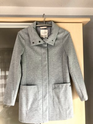 Damen Jacke Mantel grau Gr S 36 Tom Tailor Denim Neu mit Etikett NP € 79,99