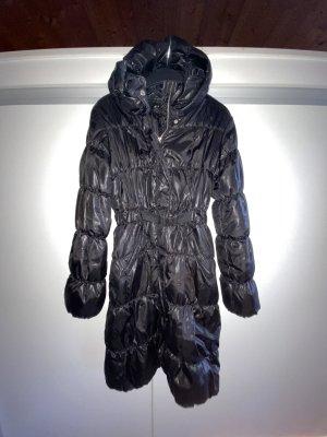 H&M Down Coat black