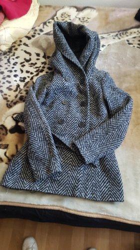 Amisu Veste à capuche noir