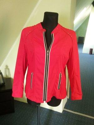 Damen Jacke Rot Gr.48 Canda