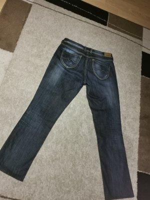 Pepe Jeans a 3/4 blu scuro