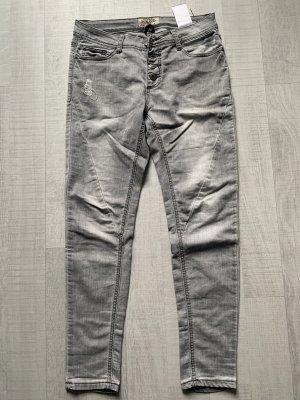 Sublevel Jeans larghi grigio