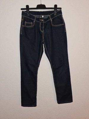 C&A Jeans a gamba dritta nero
