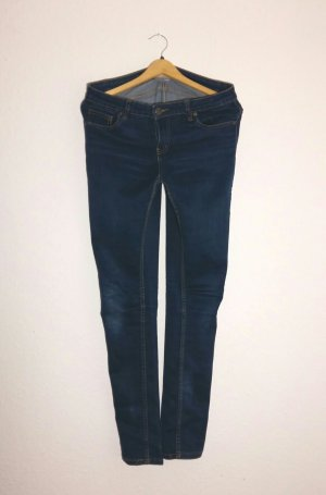 Crazy Outfits Low Rise Jeans blue