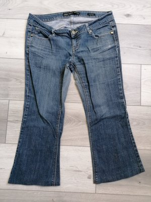 Ohne 3/4 Length Jeans blue