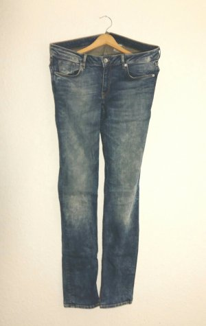 H&M Low Rise jeans blauw