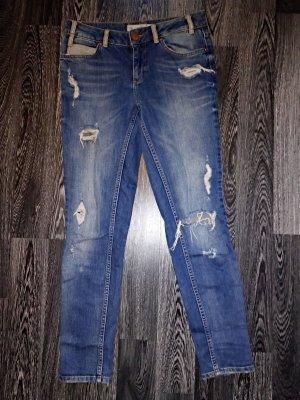 Cubus Boyfriend Jeans blue