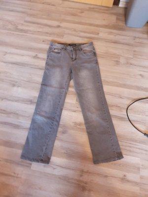Arizona Jeans bootcut gris