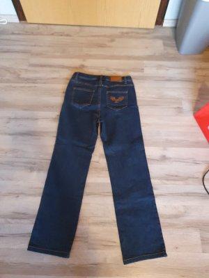 Arizona Jeans bootcut bleu foncé