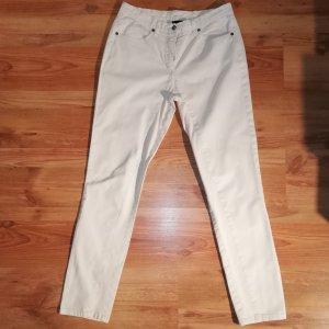 Damen-Jeans, bpc, weiß, Gr. 38
