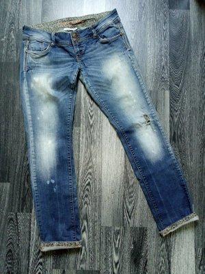 Tally Weijl Boyfriend Jeans blue