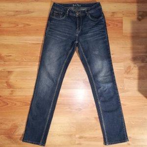 Charles Vögele Tube Jeans blue
