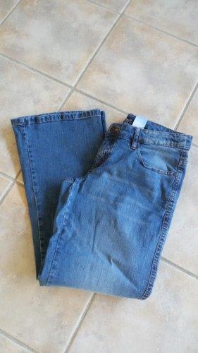 Arizona Boot Cut Jeans dark blue