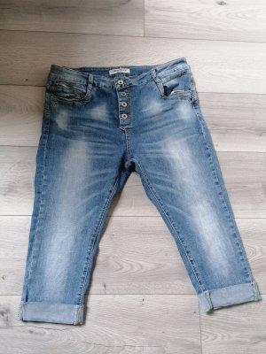 JEWELLY 3/4-jeans lichtblauw