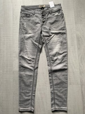 Sublevel Jeans baggy gris