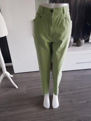 Damen Jeans Hellgrün Größe 42 von Zaffiri