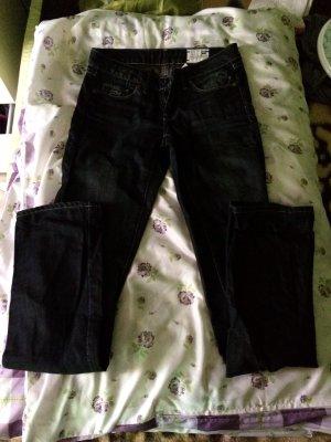 G-Star Jeansy rurki czarny
