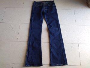 Blend Jeans bootcut bleu foncé coton