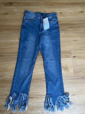 Calzedonia 3/4 Length Jeans azure