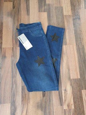 Calzedonia Jeans stretch bleu acier