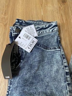 Tezenis Jeans a vita alta azzurro
