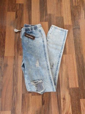 Calzedonia Jeans a sigaretta azzurro