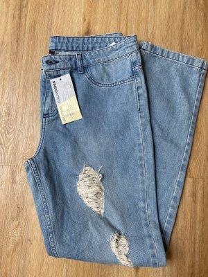 Calzedonia Boyfriend Jeans azure