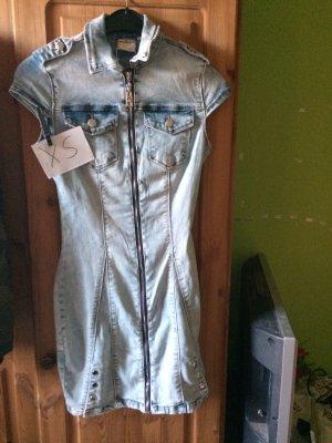 Damen Jeans Kleid