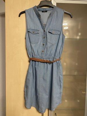 Colloseum Denim Dress azure