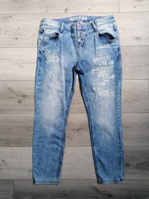 Soccx Boyfriend Jeans multicolored
