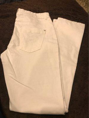 Damen Jeans weiß der Marke Edc By Esprit Größe 40/32