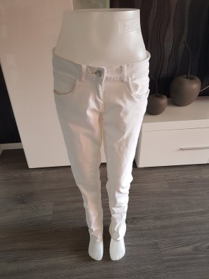 Blue Motion Stretch Jeans white