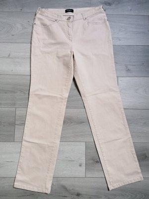 Bexleys Straight Leg Jeans oatmeal