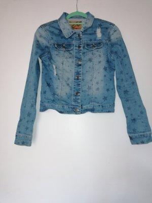 FB Sister Denim Jacket light blue