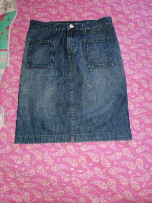 Joop! Jeansowa spódnica niebieski