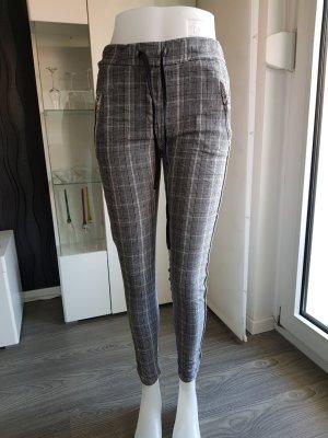 Damen Jogg-Pants Glenscheck Größe L von Velvet Rose