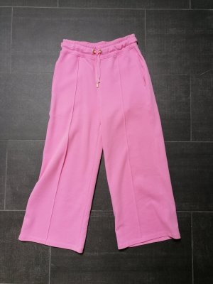 Rich & Royal 3/4 Length Trousers gold-colored-light pink