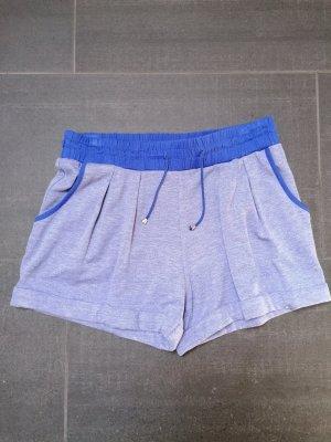 Promod Short gris ardoise-bleu acier