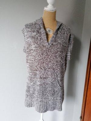 NKD Camicia con cappuccio marrone-grigio-bianco sporco
