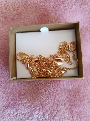 Avon Necklace gold-colored