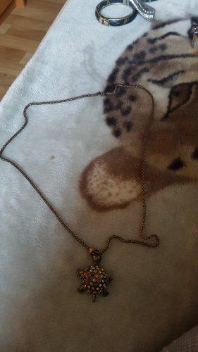 Ohne Gold Chain bronze-colored