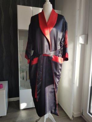 Kimono zwart-rood