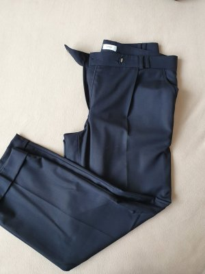 Gunex Pantalone da abito blu scuro