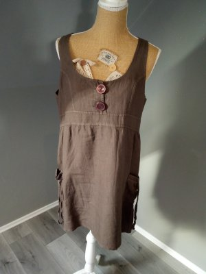Cargo Dress grey brown