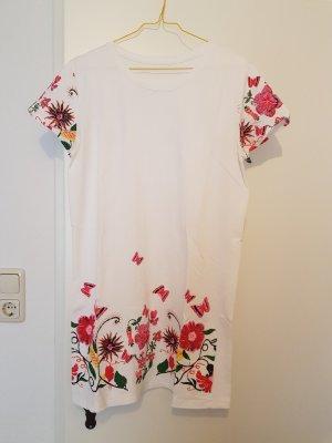 1 brand Midi Dress white