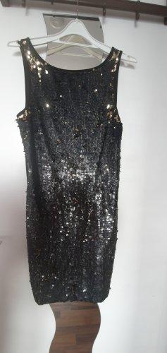 Sweewe Evening Dress black-sand brown