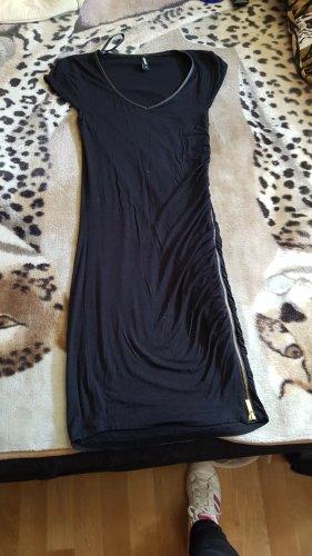 Crazy World Shortsleeve Dress black