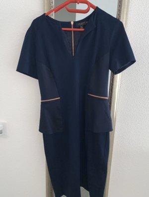 Ted baker Robe courte bleu foncé