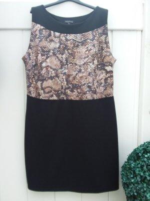 Vestino A Line Dress multicolored polyester