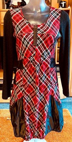Damen Kleid Ballon Jerseymix Gr.38 von Lisa Campione